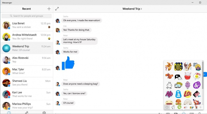 Baixe o novo Facebook Messenger para Windows 10